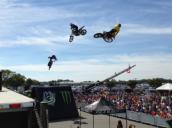 Moto Cross Stunt Show